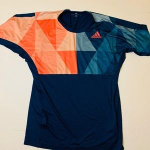 Adidas Tennis Shirt - Size M